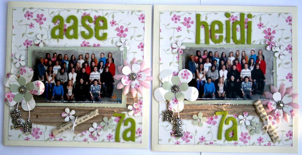 Bilde av fremsiden på begge kortene