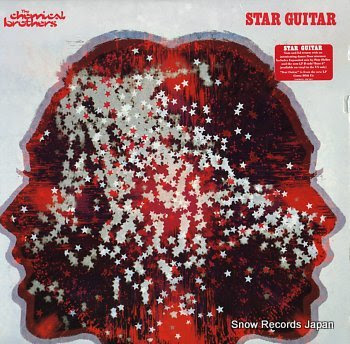 CHEMICAL BROTHERS, THE star guitar