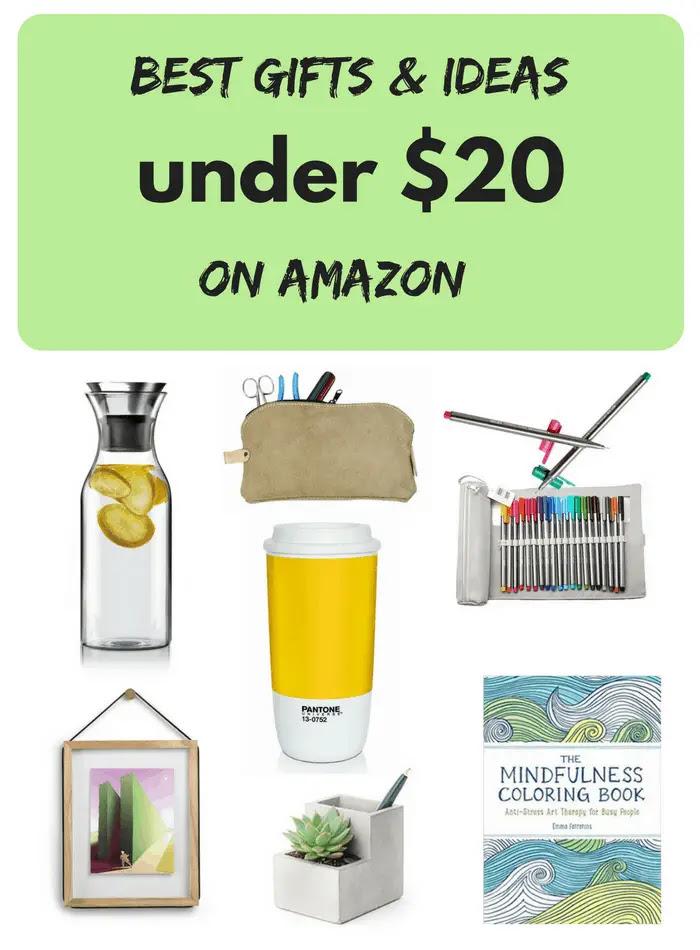 Best Gifts Ideas On Amazon Under 20