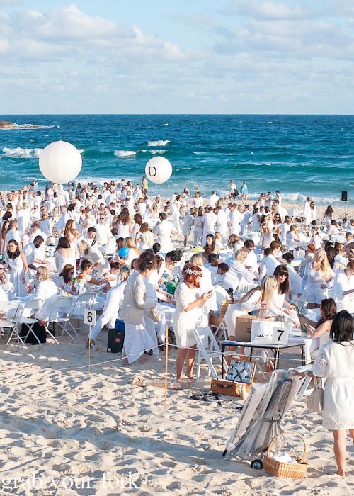 Diner en Blanc Sydney 2013