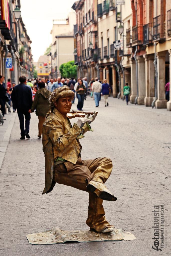 ¿Qué tal un poco de música barroca? Fotografía creativa - Fotografía artística
