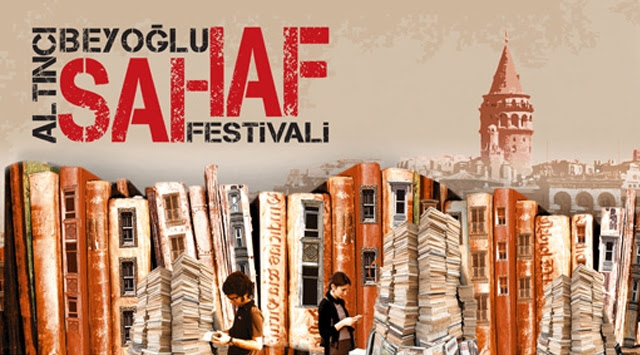 6. Beyoğlu Sahaf Festivali Yarın Başlıyor