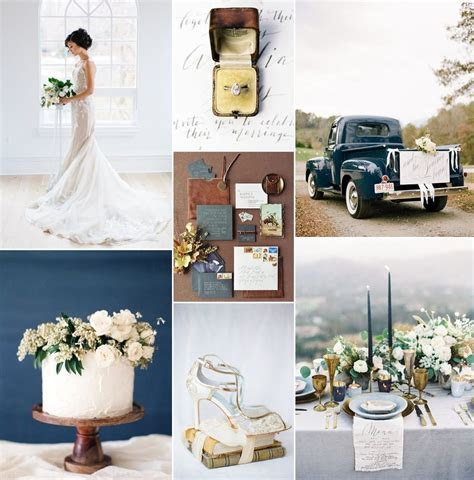 Early Autumn Mist   Fall Wedding Inspiration with Rustic