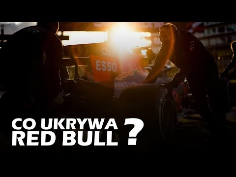 Co ukrywa Red Bull?