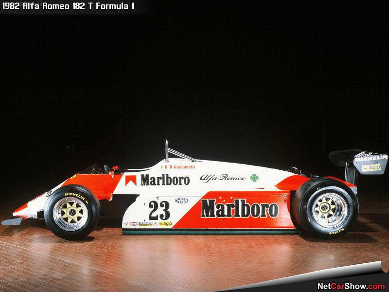 formula 1 wallpaper. Alfa Romeo 182 T Formula 1
