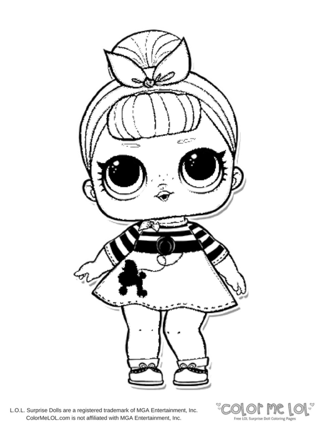 Coloring Pages Lol Dolls at GetColorings.com | Free ...