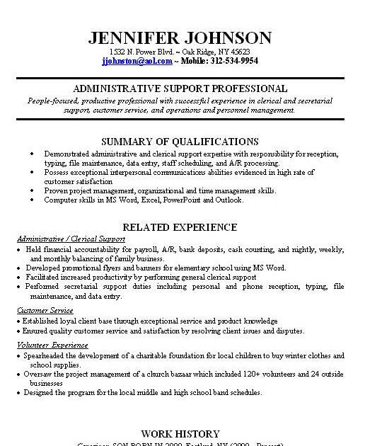 sample resume stay at home mom resume example  resume samples