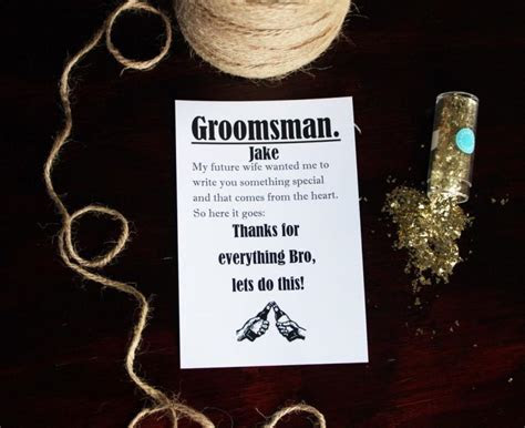 Groomsmen Cards, Best Man Cards, Post Card, Bridal Party