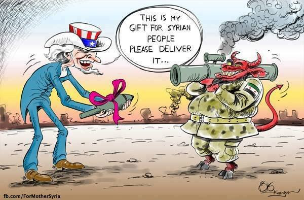 US Gift for Syria