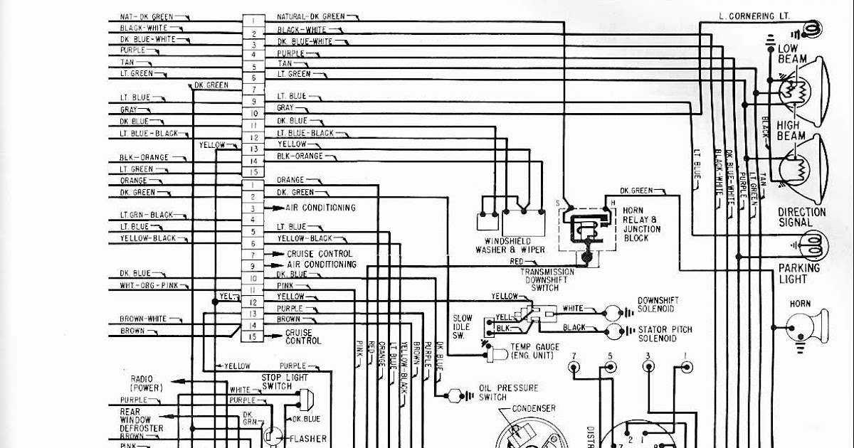 All Download 1997 Buick Park Avenue Radio Wiring Diagram