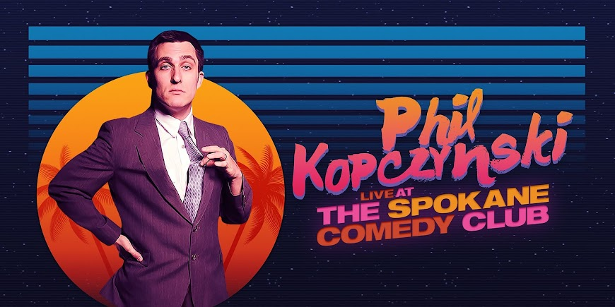 Phillip Kopczynski: Live at Spokane Comedy Club (2021) English Full Movie Watch Online