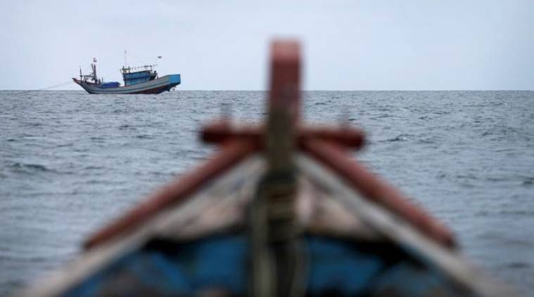 sri lanka releases indian boats, indian boats sri lanka, sri lanka indian fisherman, india news, indian express news