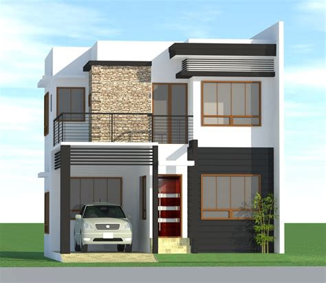 housing designs philippines elegant small modern house