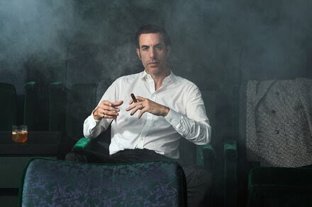 TREND ESSENCE:Sacha Baron Cohen: This Time He's Serious