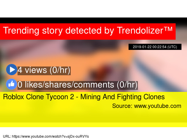 Roblox Clone Tycoon 2 Mining And Fighting Clones - roblox youtube channels playing clone tycoon