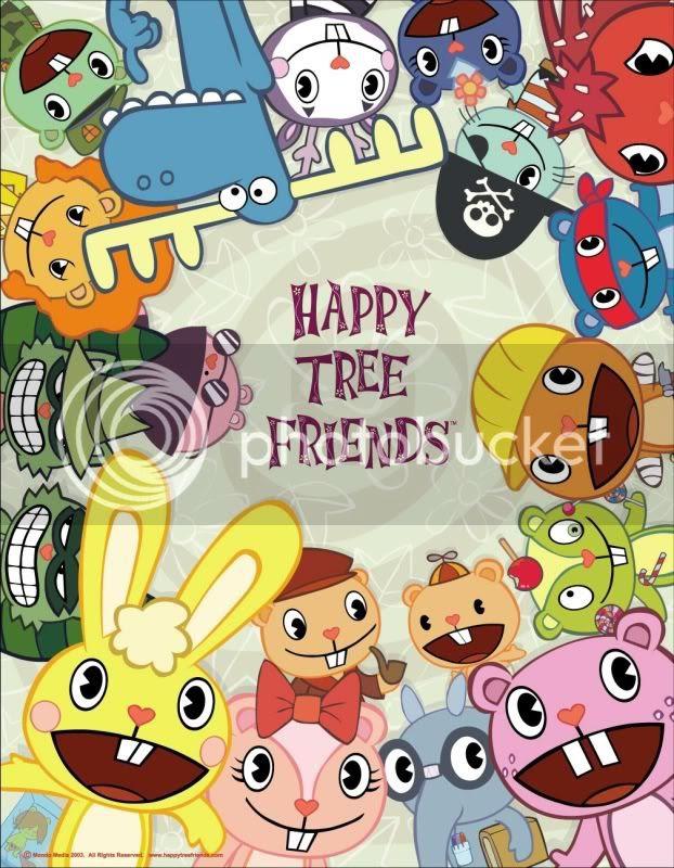 Happy Tree Friends - Kartun Imut Tersadis