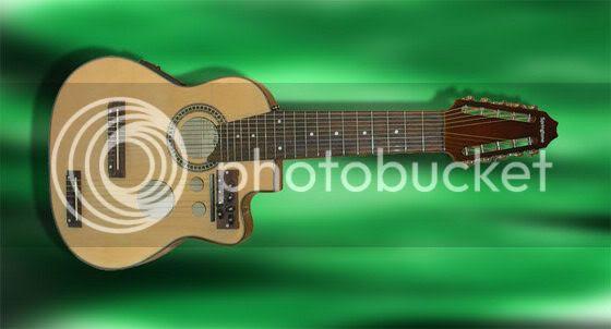 guitar blog some more scary harp guitars on ebay. Black Bedroom Furniture Sets. Home Design Ideas
