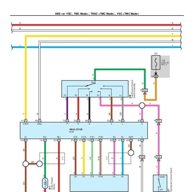 Wiring Diagram For 2009 Toyota Hilux