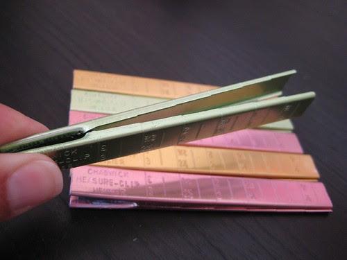 vintage hemming clips 2