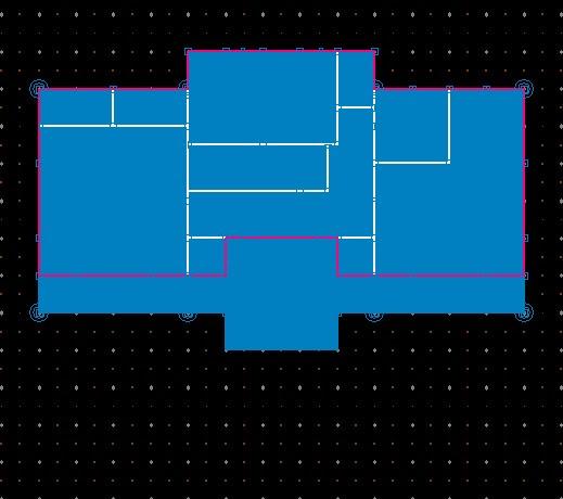 施工面積入力図1f