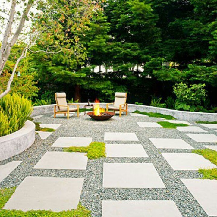 Landscaping Ideas For Backyard With No Grass Mystical Designs - Backyard ideas without grass