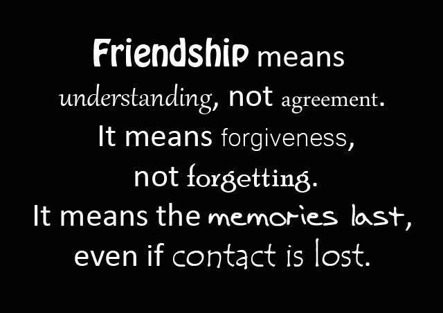 Quotes About Real Friendship 109 Quotes