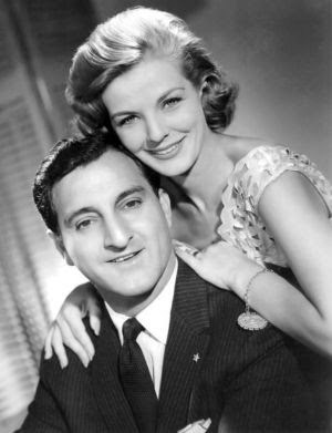 Danny Thomas and Marjorie Lord