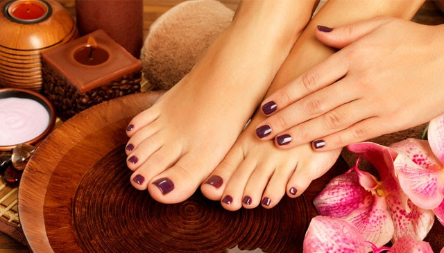 Manicure I Pedicure Hybrydowy Sekrety Urody