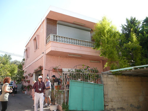 Foad Halabi's home