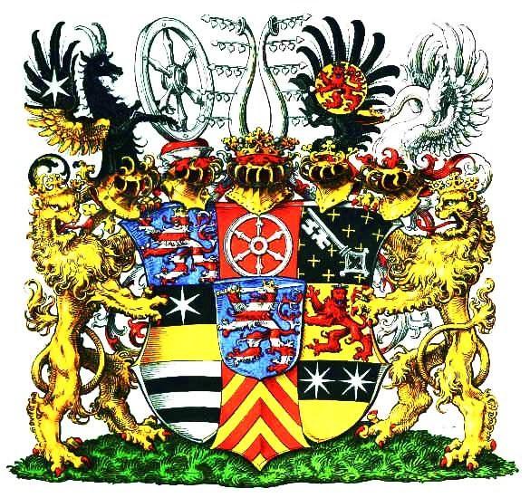 File:Hessen und bei Rhein Grossherzog Wappen Grand-Duke coat of arms.jpg