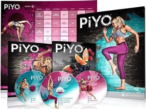 piyo workout  dvd deluxe program full set dvdsharenet