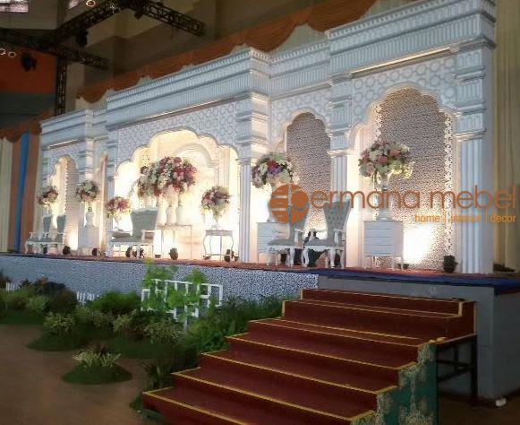 dekor pernikahan surabaya