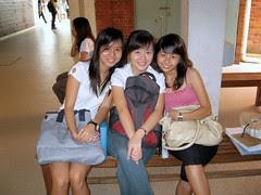 Vivian, Shiao Ling & Jolene