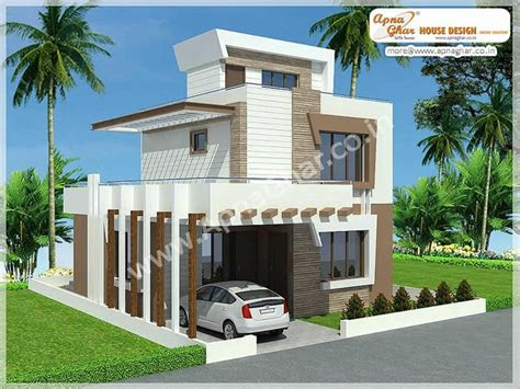 simple house front design indian style  base wallpaper