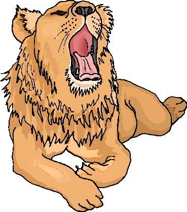 Singa Gif Gambar Animasi Animasi Bergerak 100 Gratis