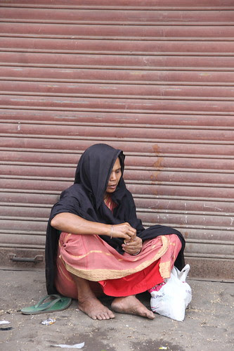 The Muslim Beggar From Murshidabad by firoze shakir photographerno1