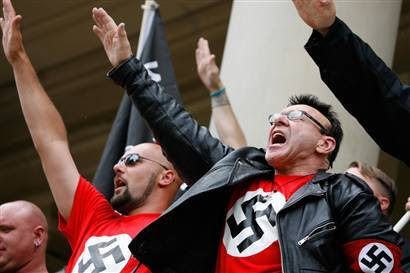 Image result for nazis today