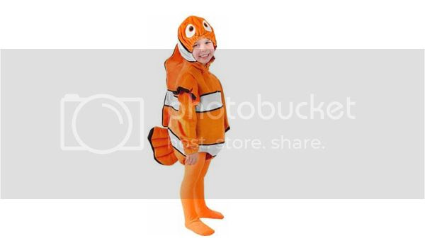 Nemo Costume