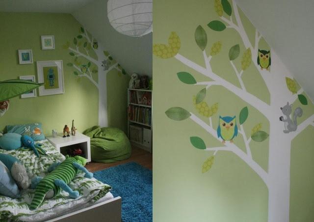 Babyzimmer deko grün  KINDERZIMMER DEKORATION JUNGEN - RootluAndroid