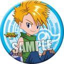 "Digimon Adventure Can Badge ""Yamato (Matt Ishida)"" /"