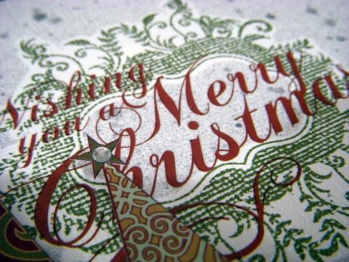 Wishing You a Merry Christmas center