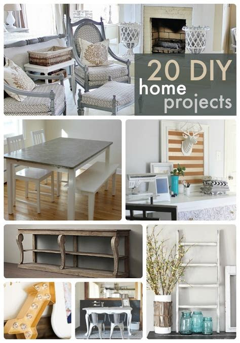 great ideas  home diy projects