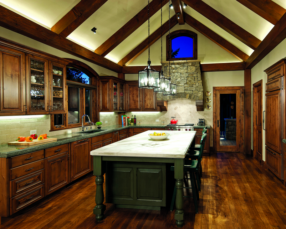 25 Lovely Home Kitchen Photo