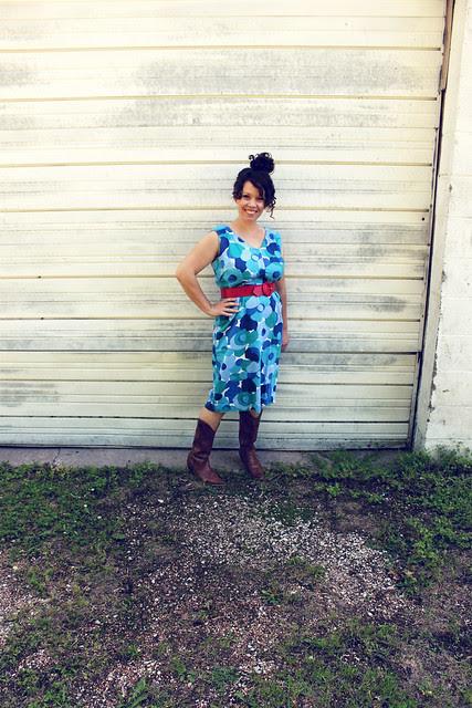 My Only Vintage Dress