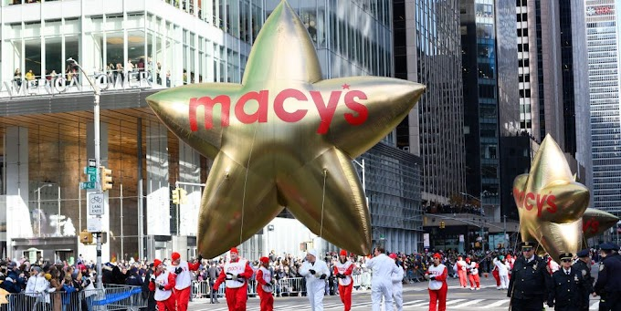 The Macy's Thanksgiving Day Parade Will Be TV-Only This Year So Set Your DVRs