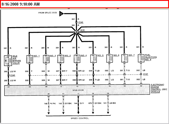 Need wiring harness diagram for a 1990 Lincoln Town Car ...