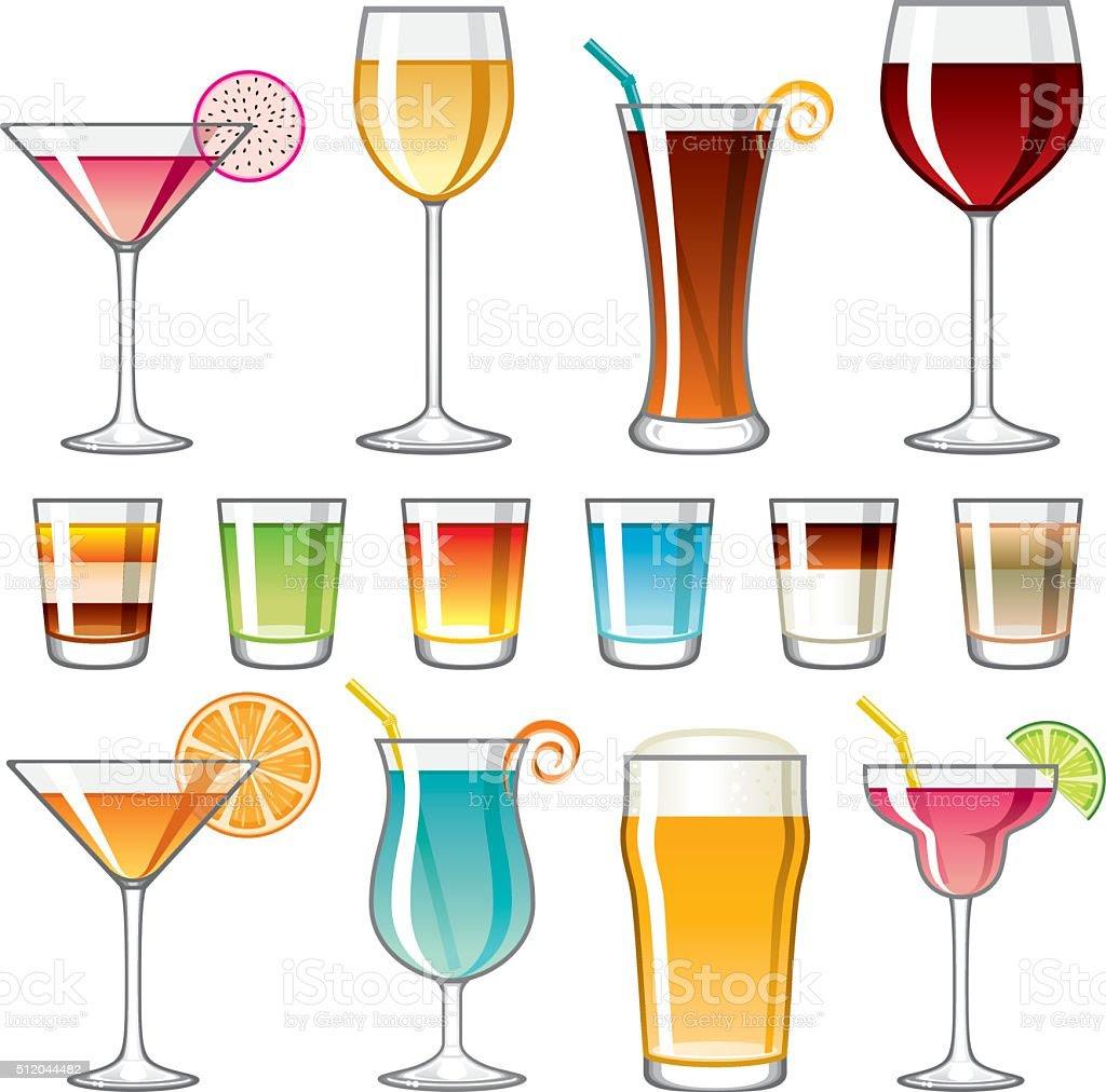 Resultado de imagem para ilustração sobre bebida alcoolica