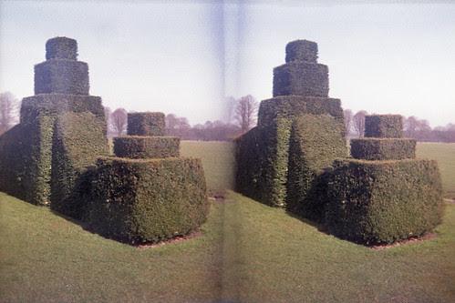 geometric topiary by pho-Tony