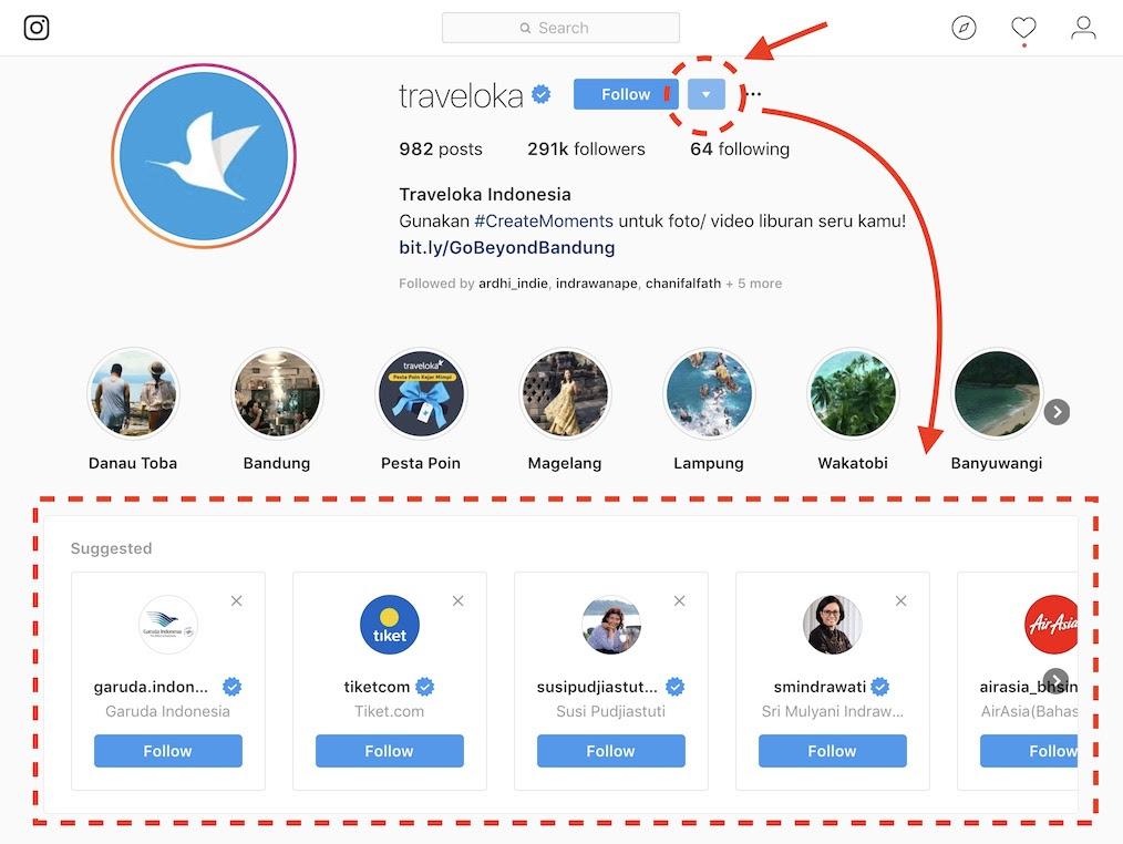 Contoh Kata Kata Bio Instagram Yang Menarik Followers Best