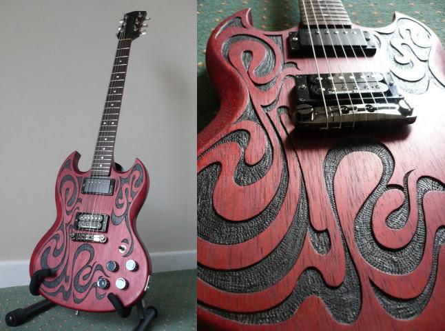 carved SG